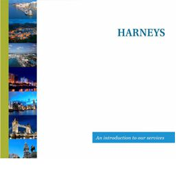 Harneys Corporate and Trust Services Limited / Harneys Corporate Services Limited (BVI) Clients may settle invoices using whichever payment method is most convenient.