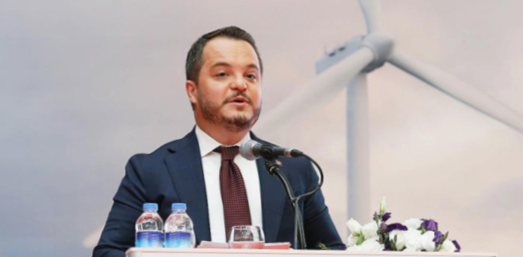 Turkey attracts one of the world's top manufactures of wind