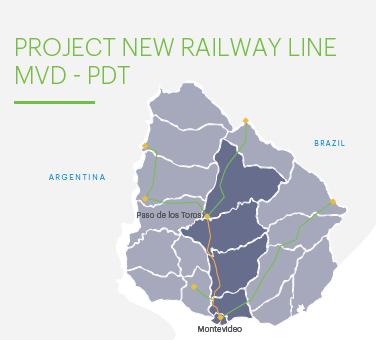 PROJECT NEW RAILWAY LINE MVDPDT