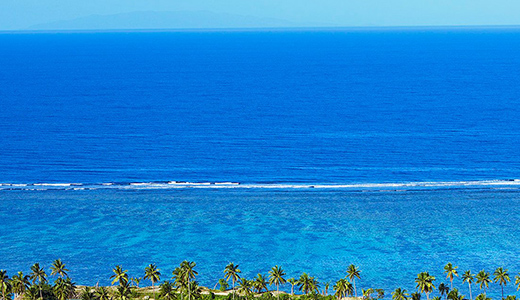 斐济具有丰富的渔业,林业及矿业等自然资源