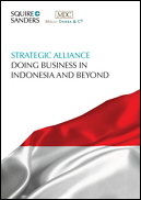 STRATEGIC ALLIANCE DOING BUSINESS IN INDONESIA AND BEYOND